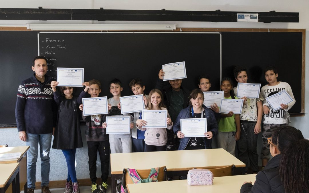 (English) EUROPE project: Schools across Portugal implementing the Quiet Time/Transcendental Meditation Programme